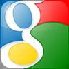 Goole square icon